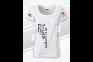 T-Shirt Damen- white - #23 Marcel Schrötter